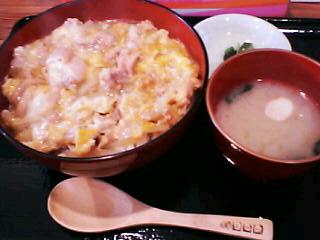 3月18日の昼ご飯:本通チキン亭(函館)