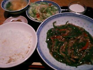 3月23日の昼ご飯:アジアン屋台 工創(函館)