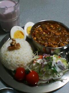 4月1日の夕ご飯
