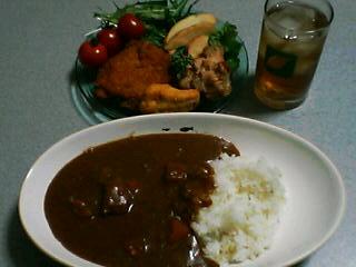 5月3日の夕ご飯
