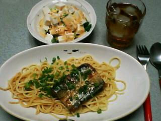 5月21日の夕ご飯