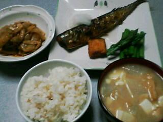 5月29日の夕ご飯