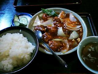 5月30日の昼ご飯:みんぱい(弘前)
