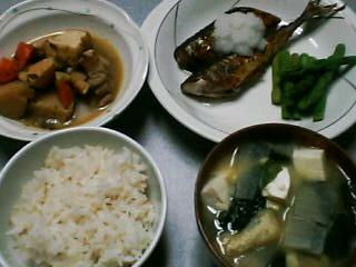 6月12日の夕ご飯