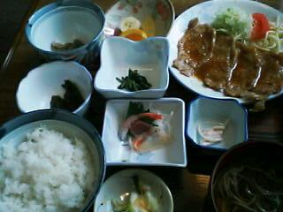 6月15日の昼ご飯