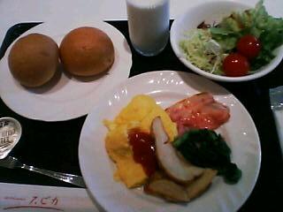 6月19日の朝ご飯