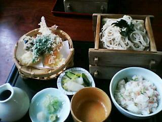 7月20日の昼ご飯