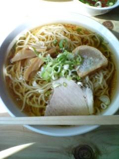 8月11日の昼ご飯:長崎家(黒石)