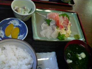 8月23日の昼ご飯