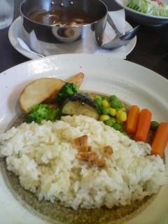 10月26日の昼ご飯