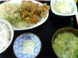 1月4日の昼ご飯