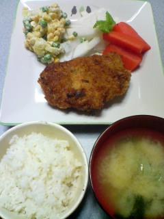 3月7日の夕ご飯