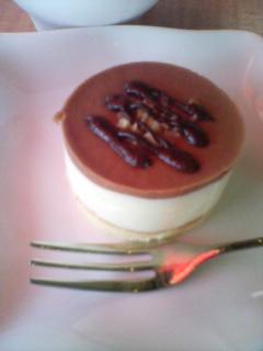 「バンフィール」のデザート