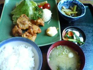 【2007】5月16日の昼ご飯:味屋どん(東根)