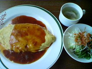 8月1日の昼ご飯