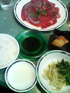 8月9日の昼ご飯