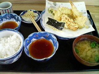9月11日の昼ご飯