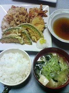 9月22日の夕ご飯
