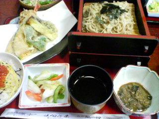 11月13日の昼ご飯:龍亭(弘前)