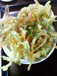 12月17日の昼ご飯:鶴亀屋食堂(浅虫温泉)