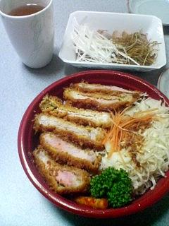 12月18日の夕ご飯:キッチンぴじょん(青森)