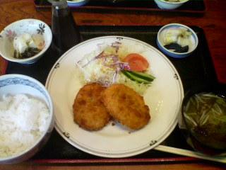 2月5日の昼ご飯:風の谷(平川)
