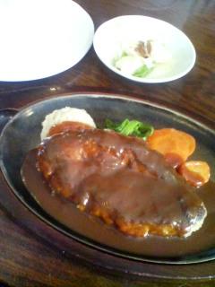 2月11日の昼ご飯:シド亭(弘前)