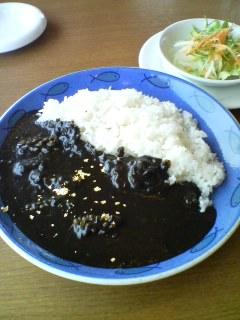2月14日の昼ご飯:青銅館(小坂)