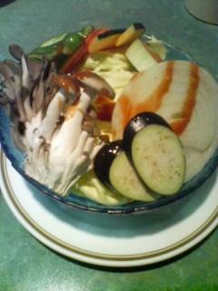 2月23日の夕ご飯:焼肉青山(弘前)