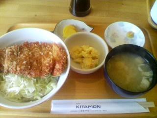 3月7日の昼ご飯:KITAMON(弘前)