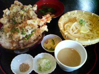 3月17日の昼ご飯:月の舞(弘前)
