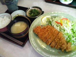 3月23日の昼ご飯:三幸(山形)