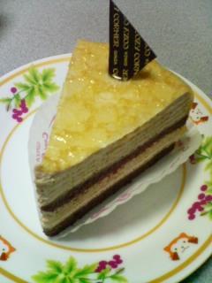 3月23日のデザート:銀座コージーコーナー