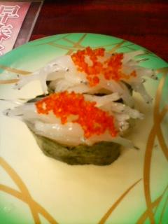 3月26日の夕ご飯:栄助寿し(山形)